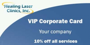 corporate wellness card